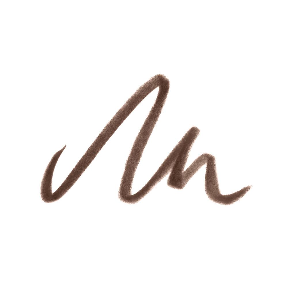 قلم رسم وتحديد الحواجب جوف بروف المشطوف من بينيفيت - 4 deep brown