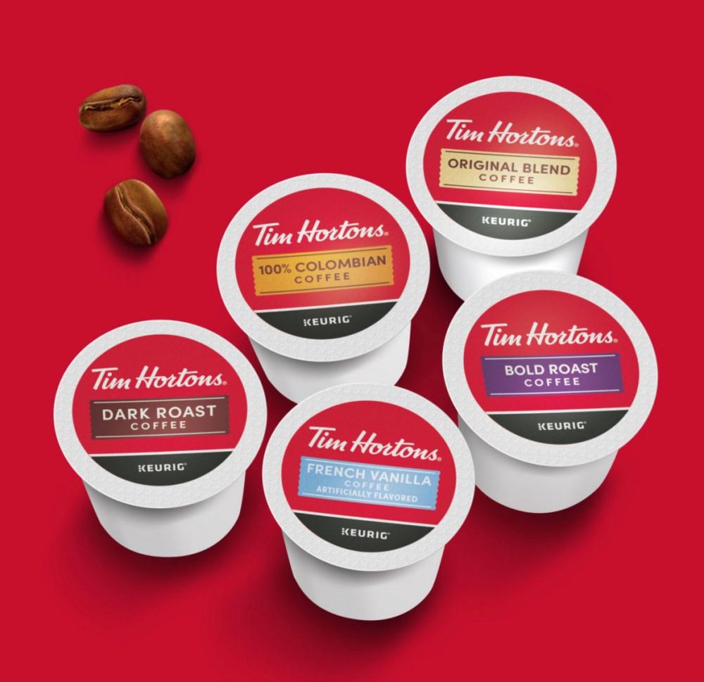 افضل قهوة تيم هورتنز للبيع كبسولات - متجر النافذة الأولى