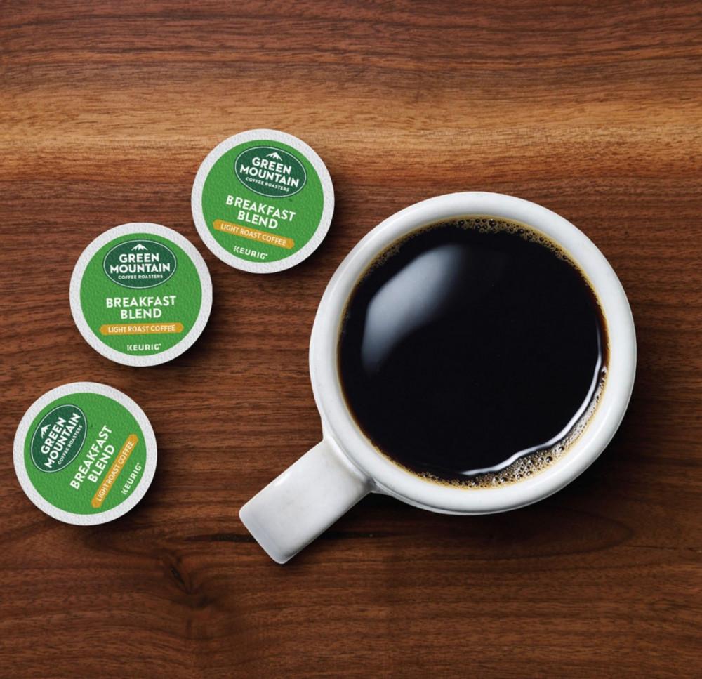 شراء قهوة جرين ماونتن مخصصة للافطار - متجر النافذة الأولى