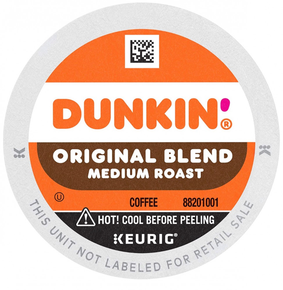 اسعار القهوة الاصلية دانكن كبسولات - متجر النافذة الأولى