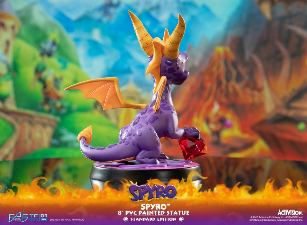 Spryo the Dragon