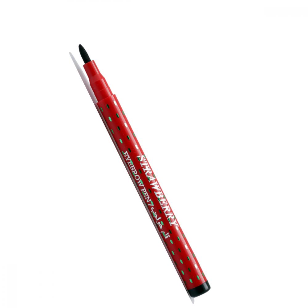Strawberry  Eyebrow Liquid  Pen No-39