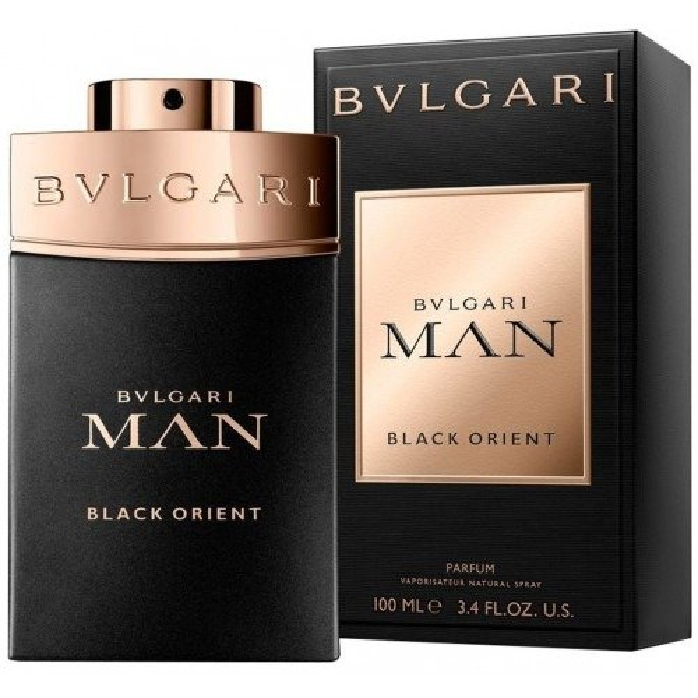 Bvlgari Man Black Orient Eau de Parfum 100ml خبير العطور