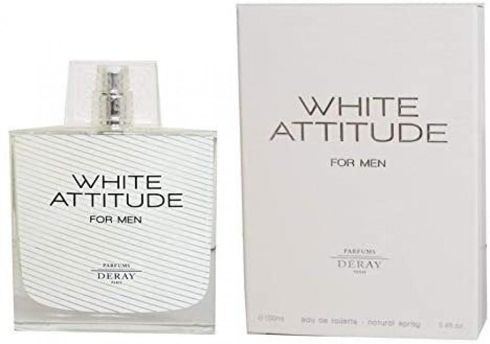 White Attitude Eau de Toilette 100ml خبير العطور