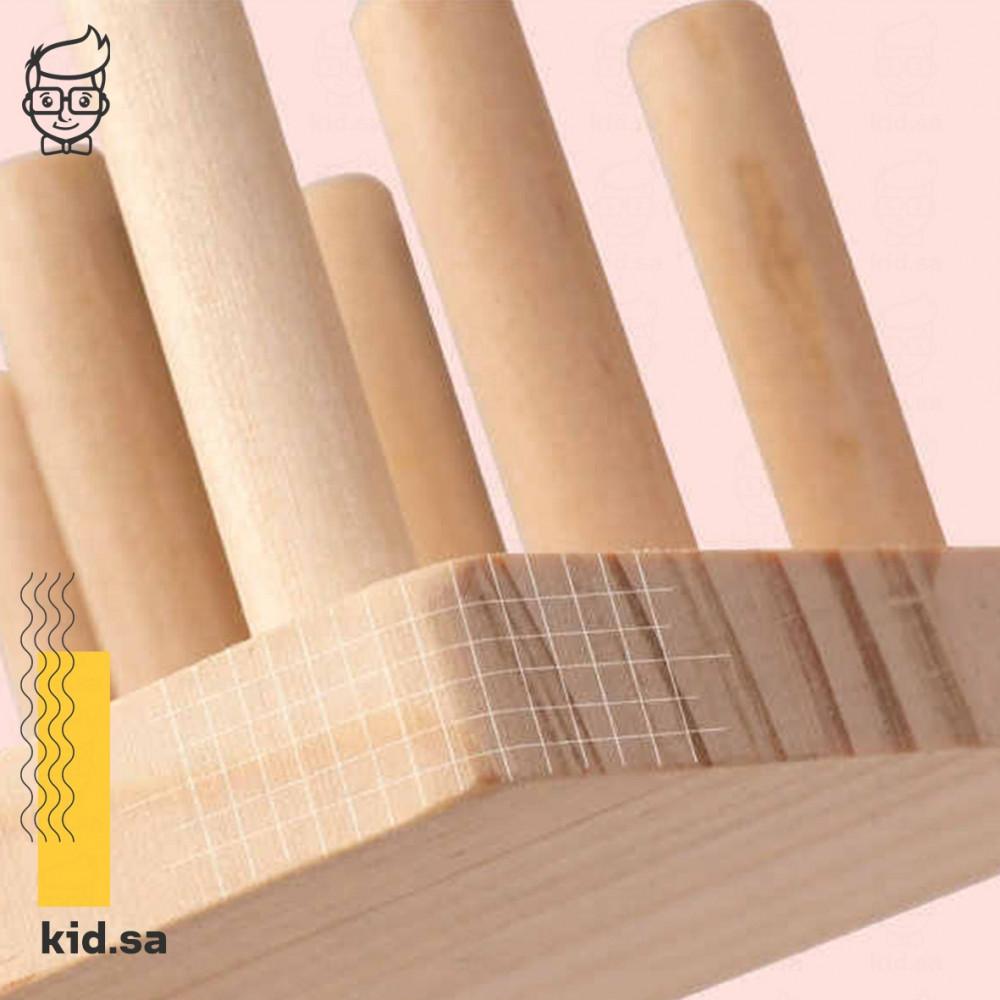 لعبة ذكاء عالية الجودة خشبية