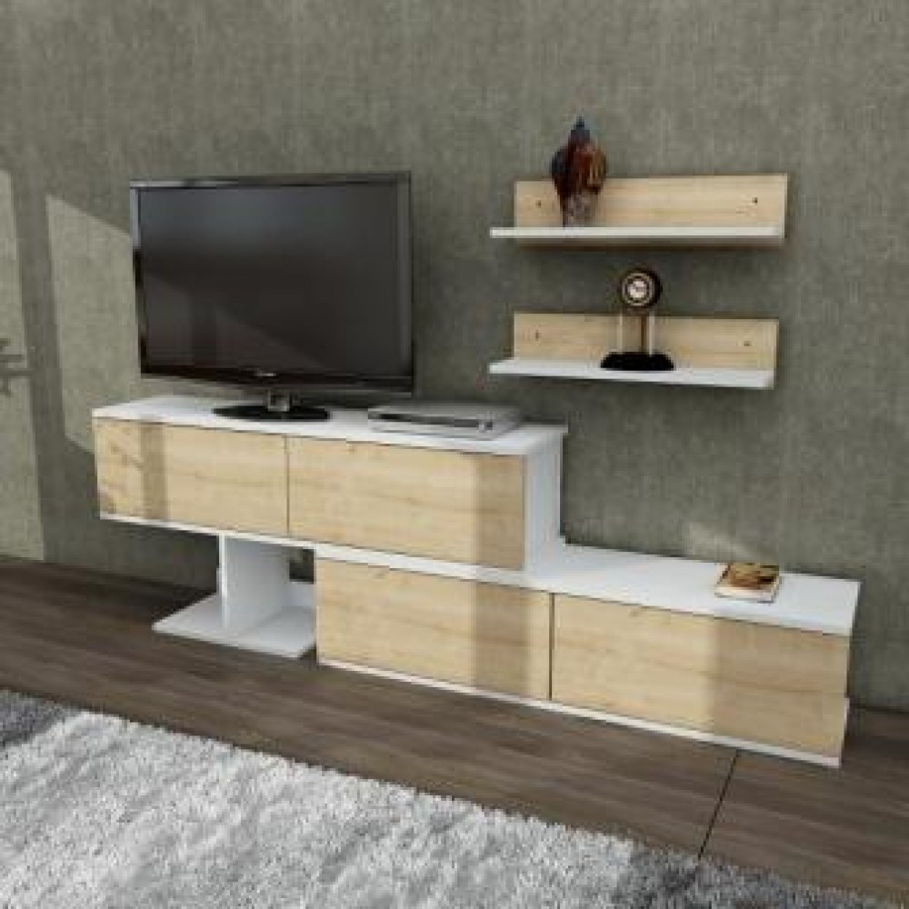 طاولة تلفزيون متحركة