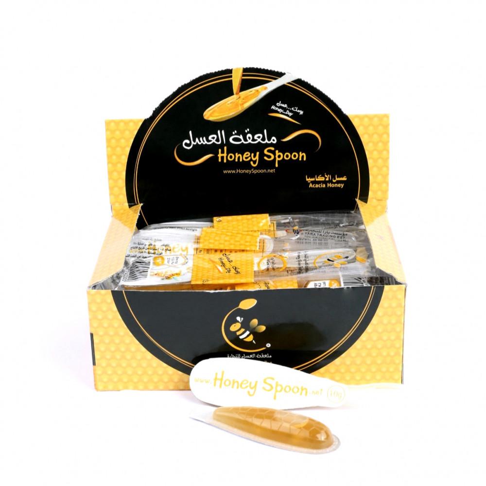 عسل الأكاسيا - ملعقة عسل