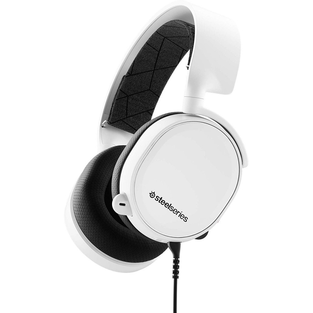 teelSeries Arctis 3 - Wired Gaming Headset - White