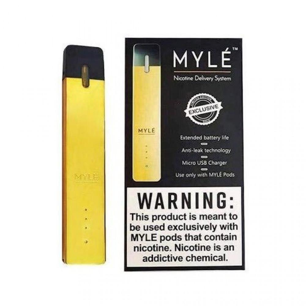سحبة سيجارة مايلي ماجناتيك الجديدة - MYLE Magnetic Kit