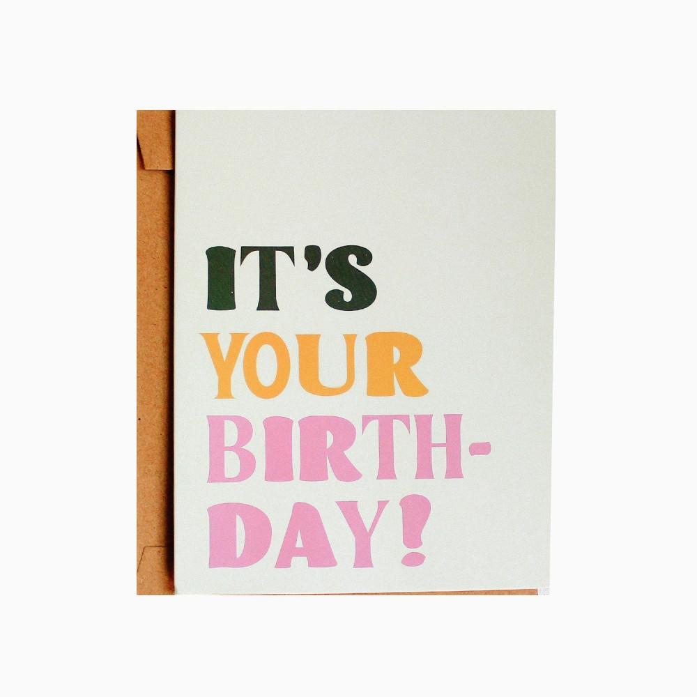 بطاقة هدية Happy Birthday كرت هدية بطاقات هدية متجر هدايا