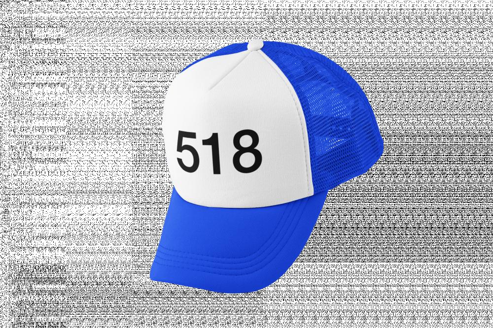 كاب طباعة برمز 518
