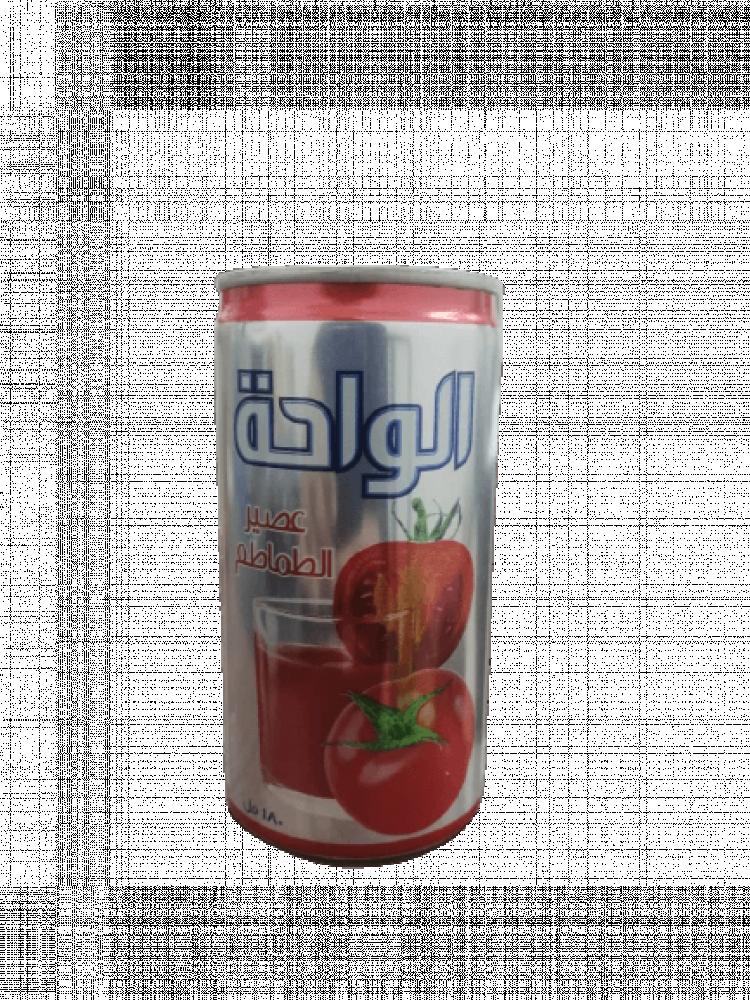 عصير طماطم الواحة 180مل اسواق المحسن