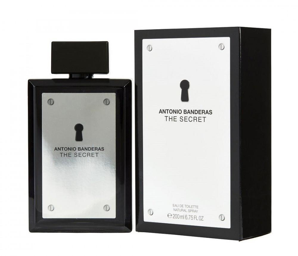 Antonio Banderas The Secret for Men Eau de Toilette 200ml متجر خبير ال