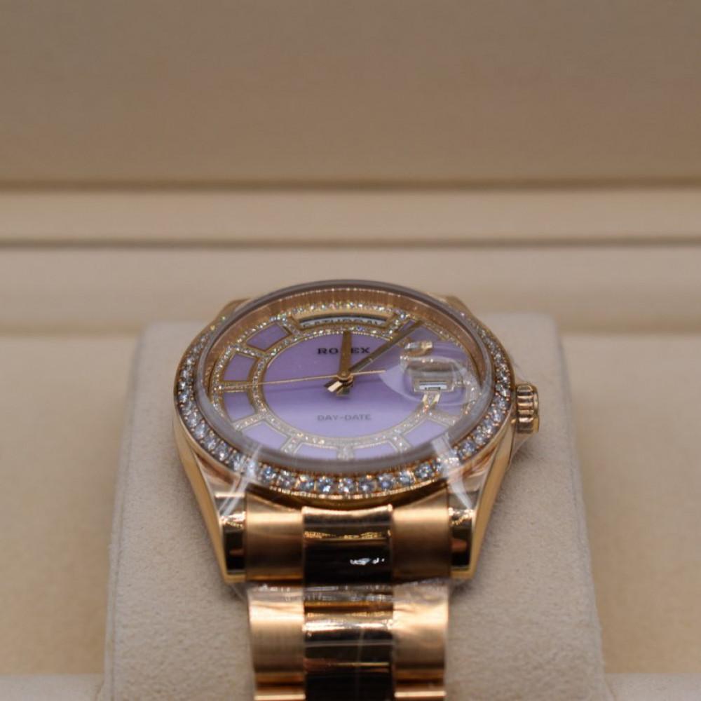 ساعة رولكس ديت دي الاصلية مستخدمة