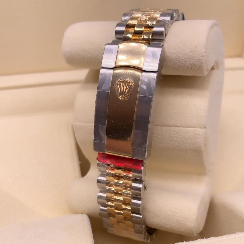 ساعة rolex ديت جست الأصلية الثمينة جديدة كليا 126283