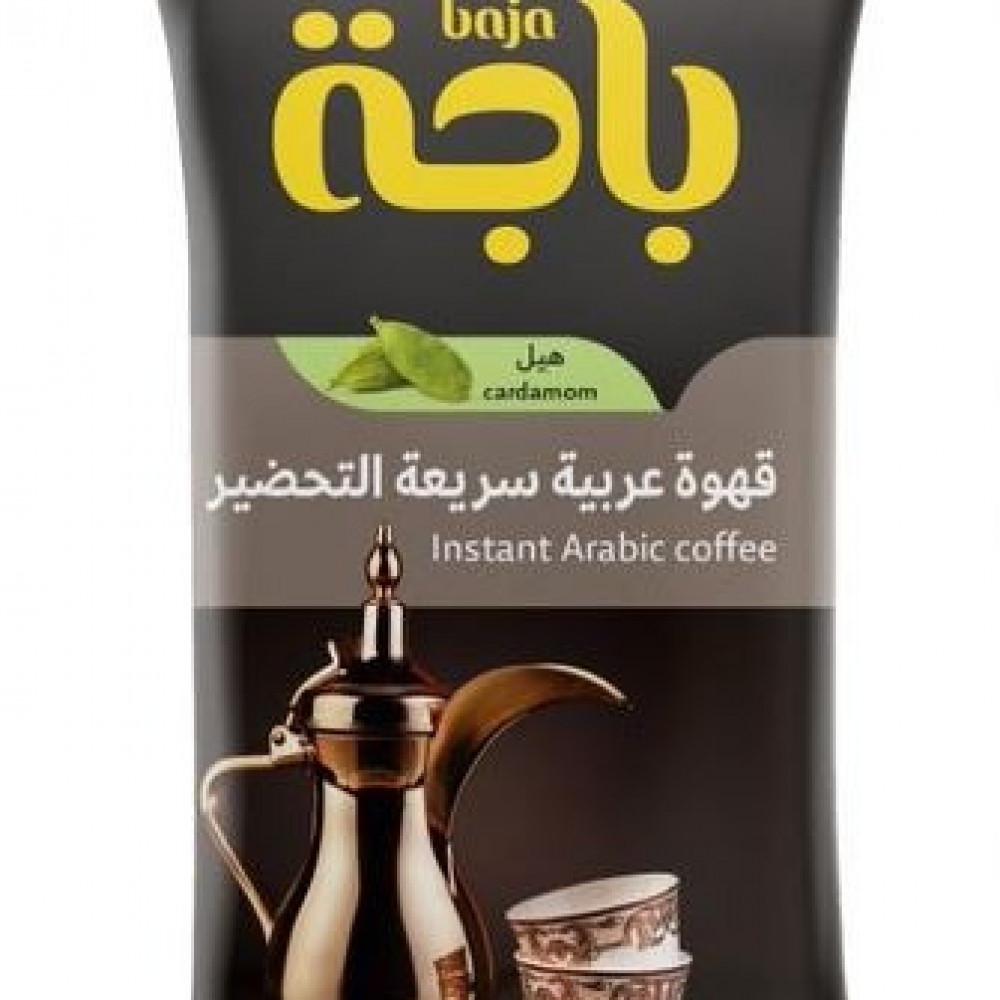 قهوة عربية باجه سريعة بالهيل 30جم متجر بوابة الشرق