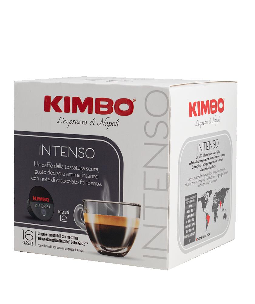 بياك كيمبو انتنيسو كبسولات القهوة