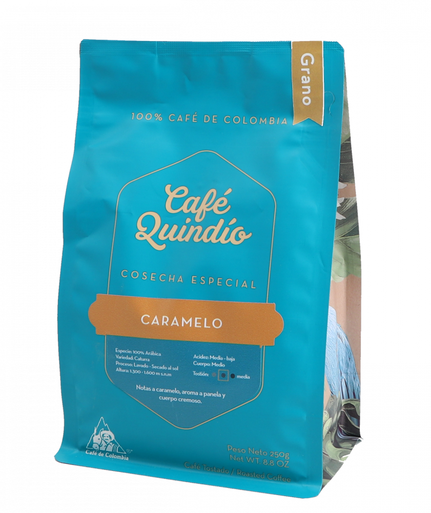 بياك كنيدو كوسيتشا الكراميل قهوة مختصة اسبريسو تقطير