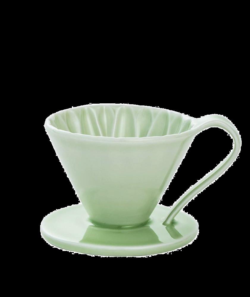 بياك كافيك قمع ترشيح اخضر 02 ادوات و مكائن القهوة