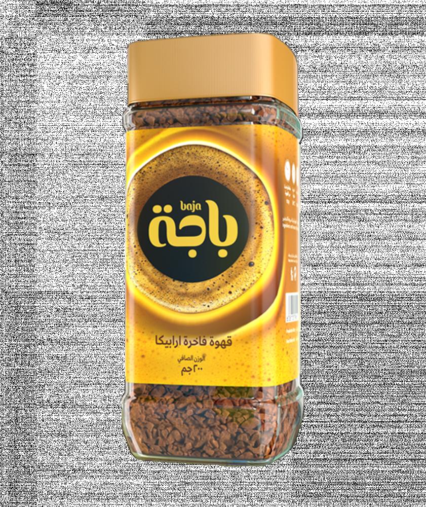 بياك باجة قهوة ذهبية ارابيكا قهوة عالمية