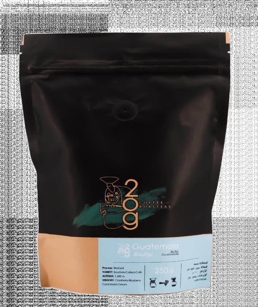 بياك عشرون غرام غواتميلا قهوة مختصة