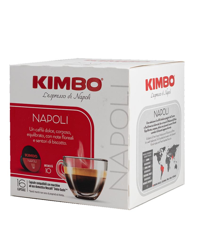 بياك كيمبو نابولي كبسولات القهوة