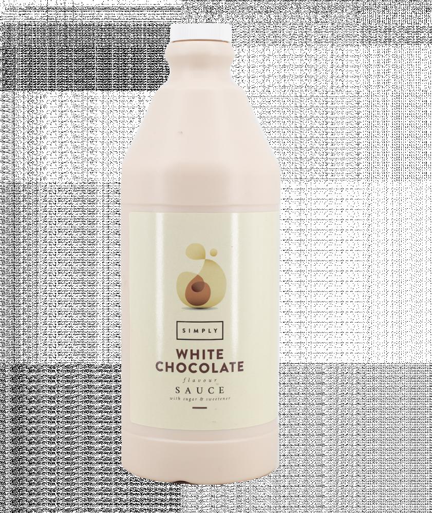 بياك-سيمبلي-صوص-شوكولاتة-بيضاء-إضافات-القهوة