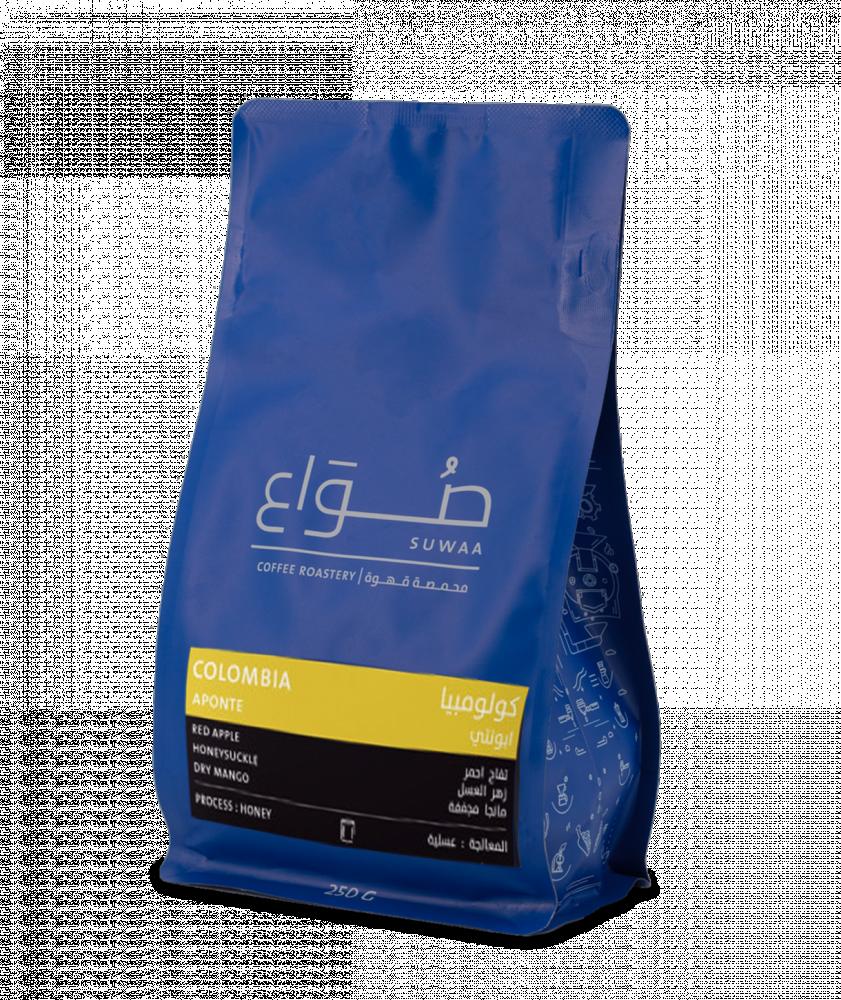 بياك صواع كولومبيا ابونتي قهوة مختصة