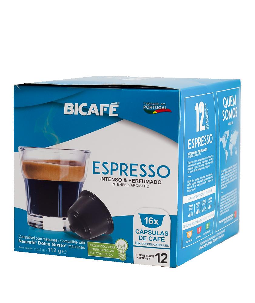بياك بيكاف اسبريسو كبسولات القهوة