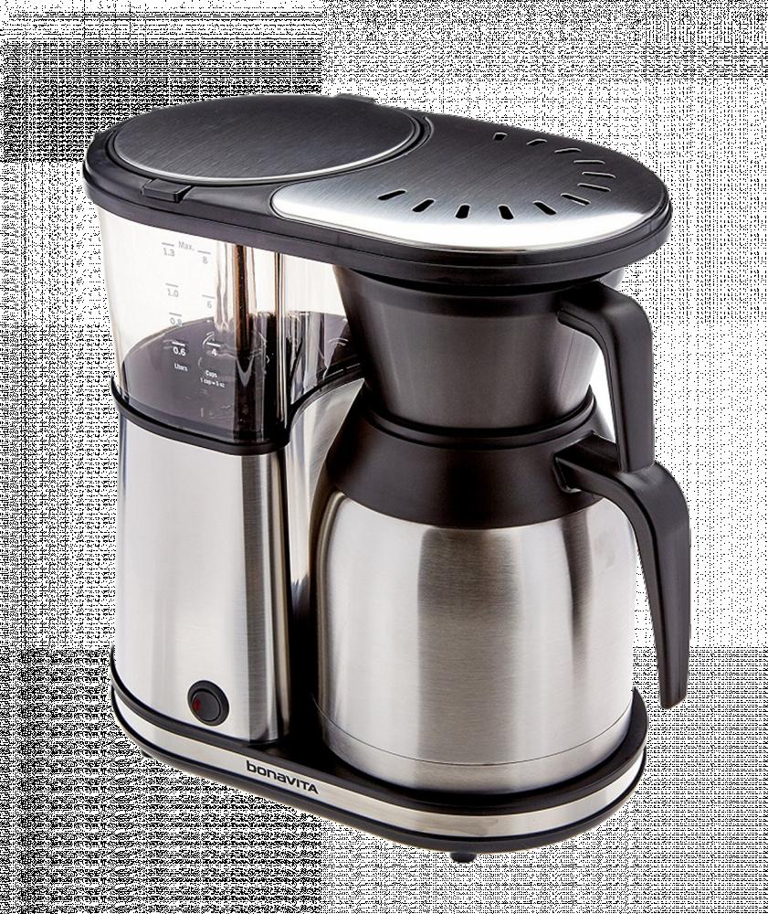 بياك بونافيتا صانعة القهوة 8 أكواب مكينة قهوة ادوات و مكائن القهوة