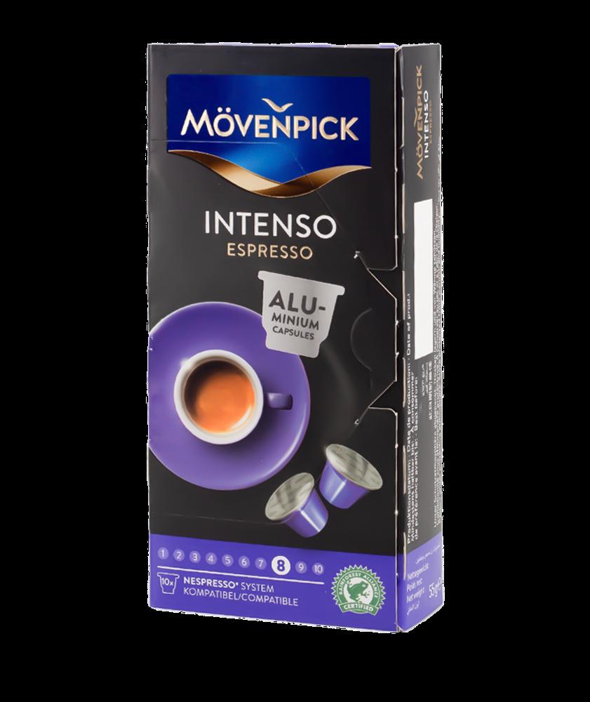 بياك موفنبيك انتينسو كبسولات القهوة