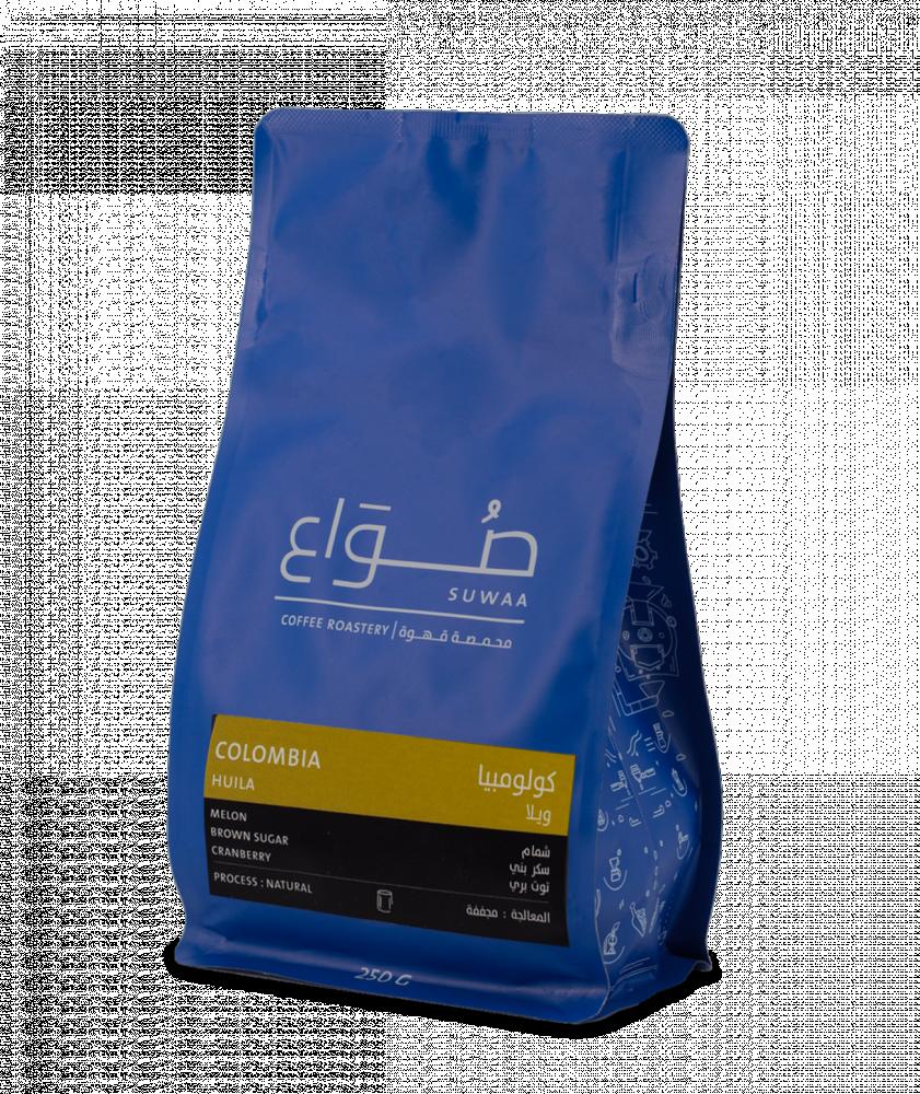 بياك صواع كولمبيا ويلا قهوة مختصة
