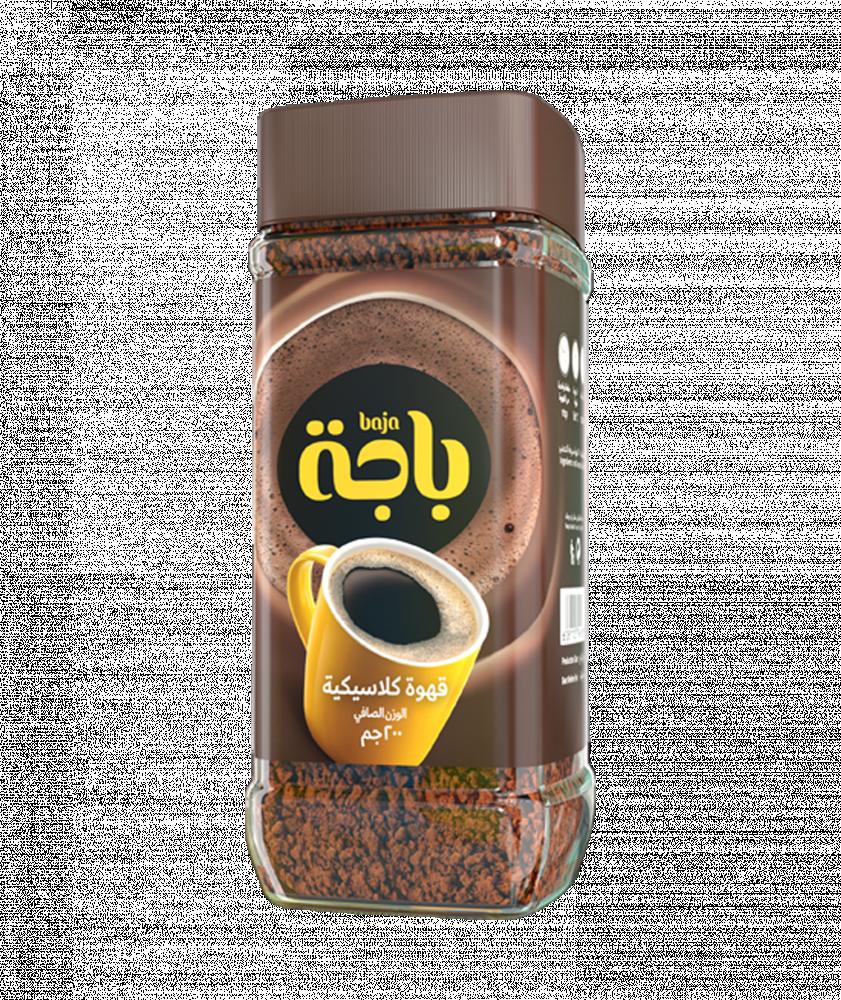 بياك باجة قهوة سوداء كلاسيك قهوة عالمية