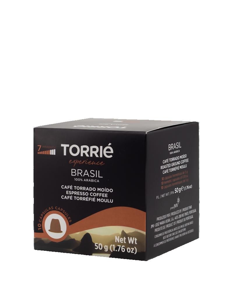 بياك توريه قهوة برازيلية كبسولات القهوة