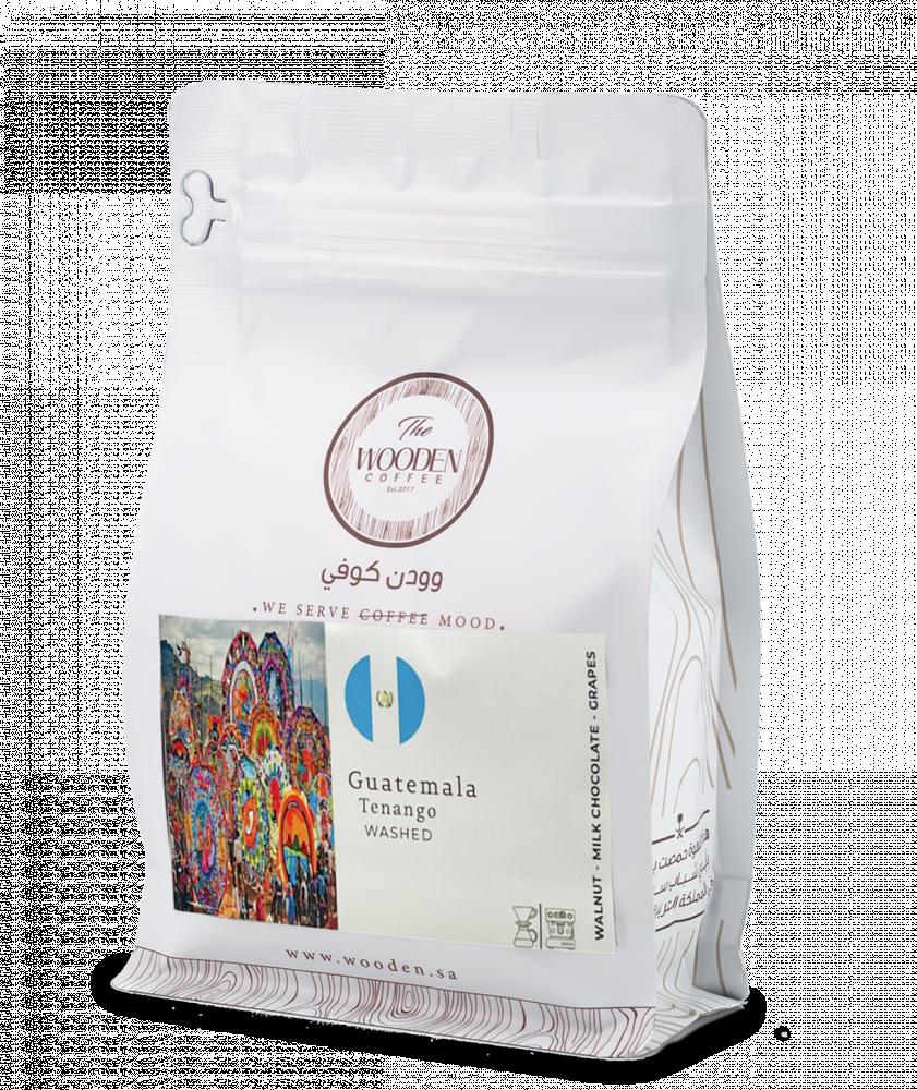 بياك وودن كوفي غواتمالا تينانقو قهوة مختصة