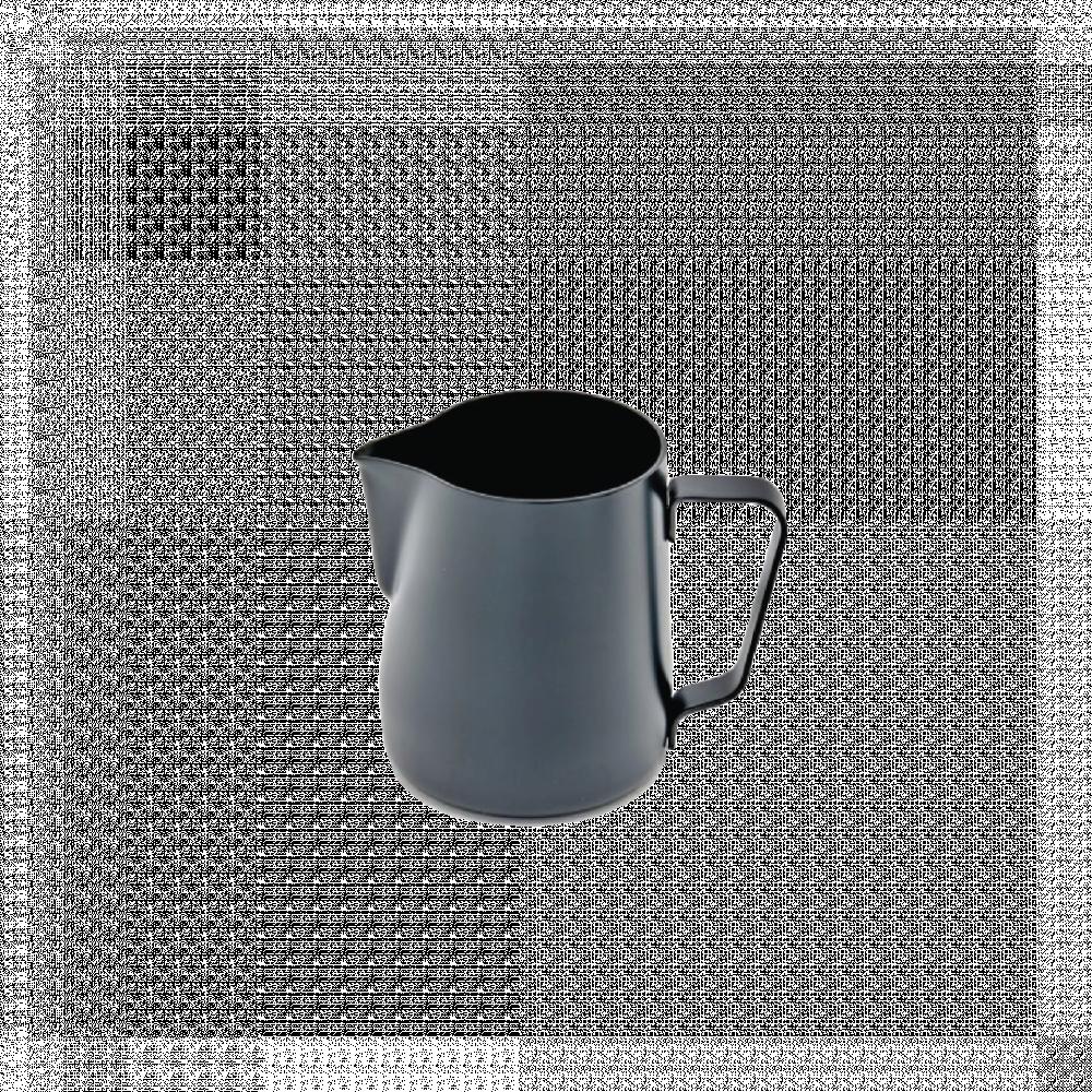 بياك راينو ابريق تبخير حليب أسود ادوات و مكائن القهوة