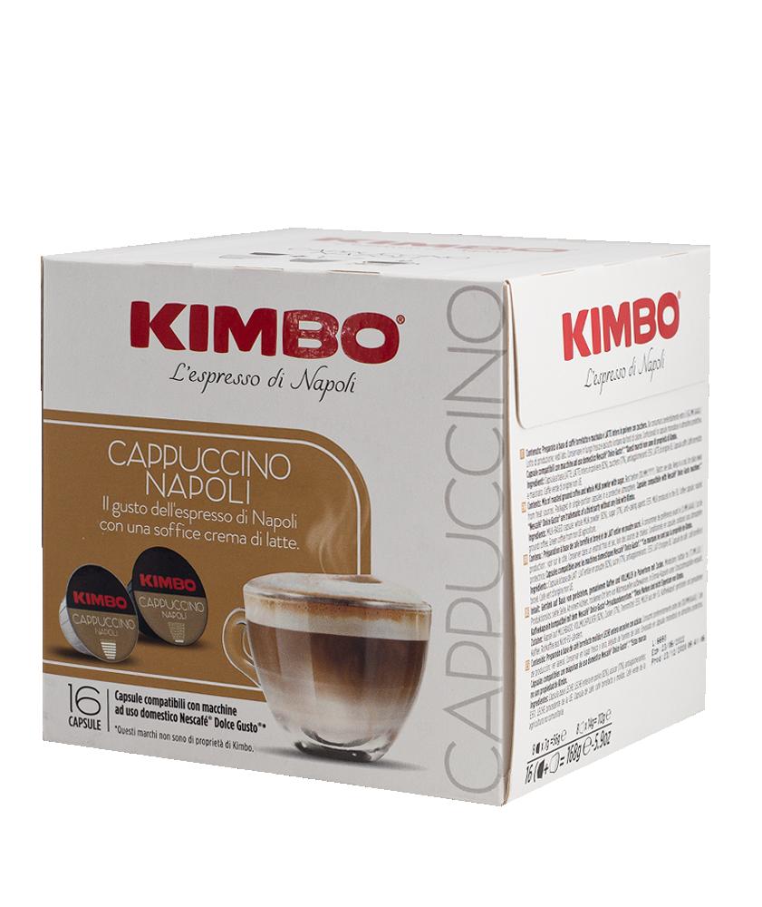 بياك كيمبو كابتشينو كبسولات القهوة
