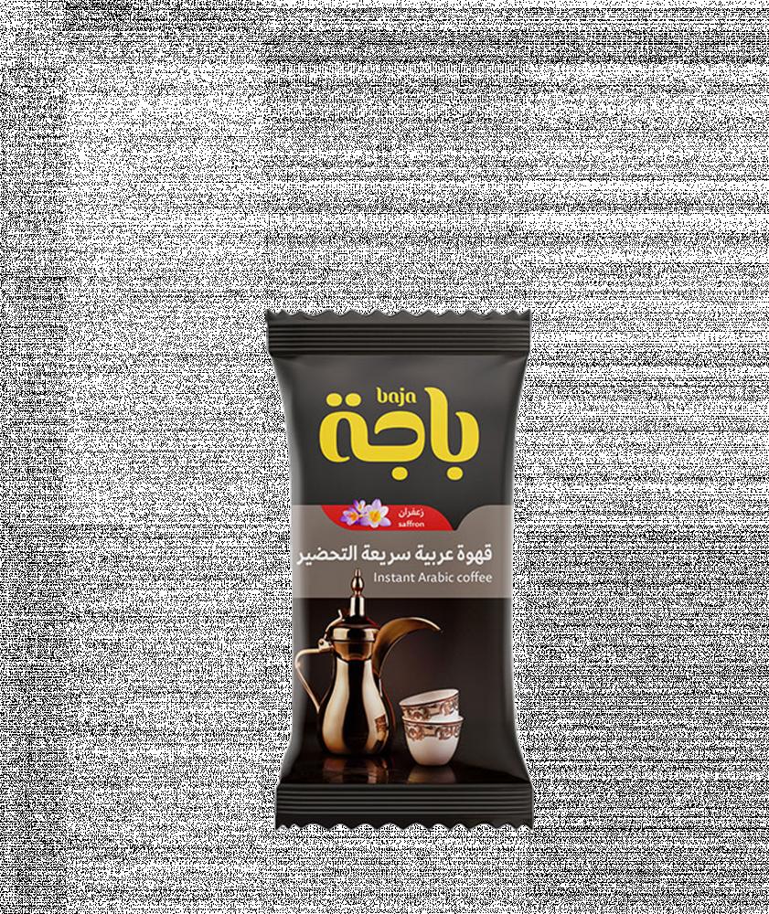 بياك باجة قهوة عربية بالزعفران أظرف قهوة