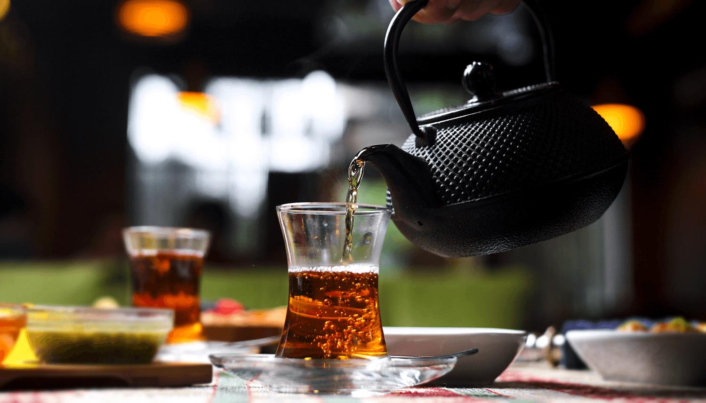 أدوات الشاي