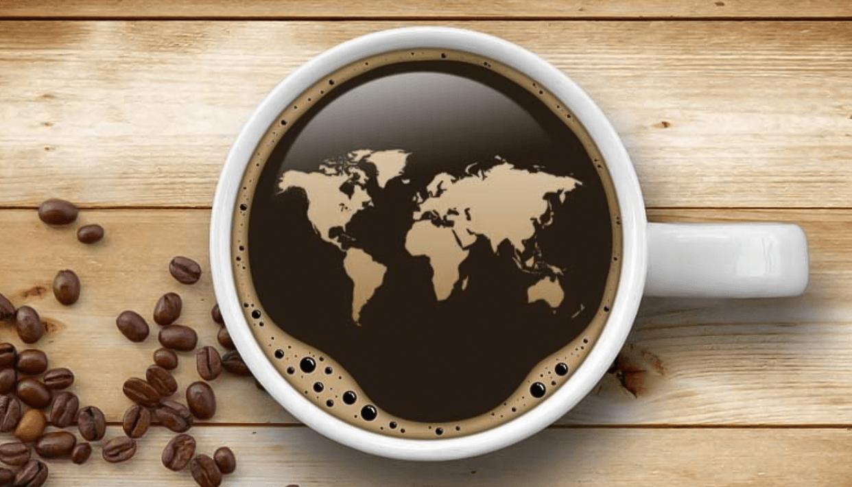 قهوة عالمية