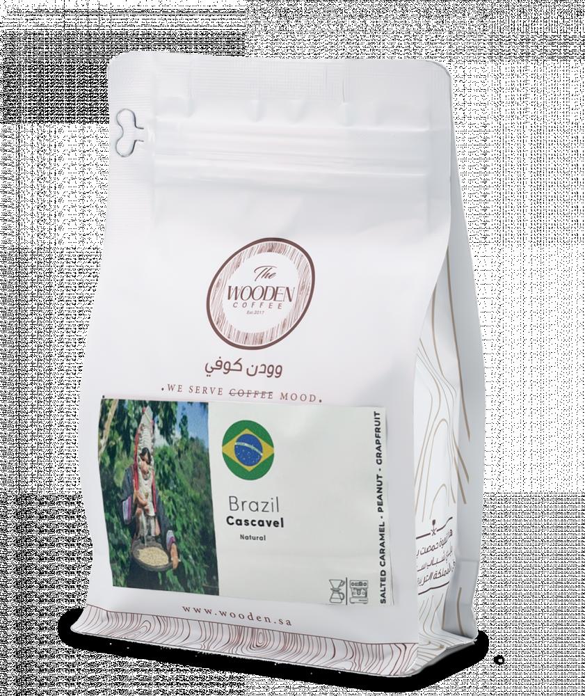 بياك وودن كوفي اثيوبيا شيليشيلي قهوة مختصة