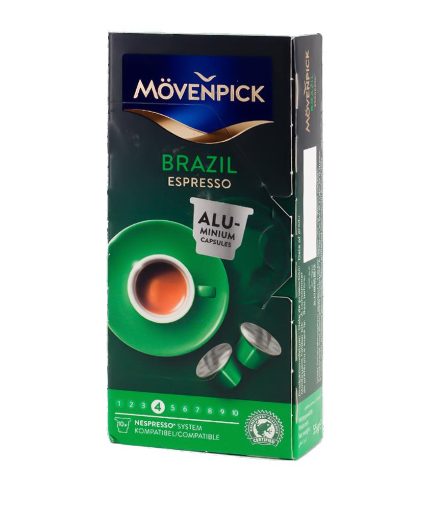 بياك موفنبيك برازيل كبسولات القهوة