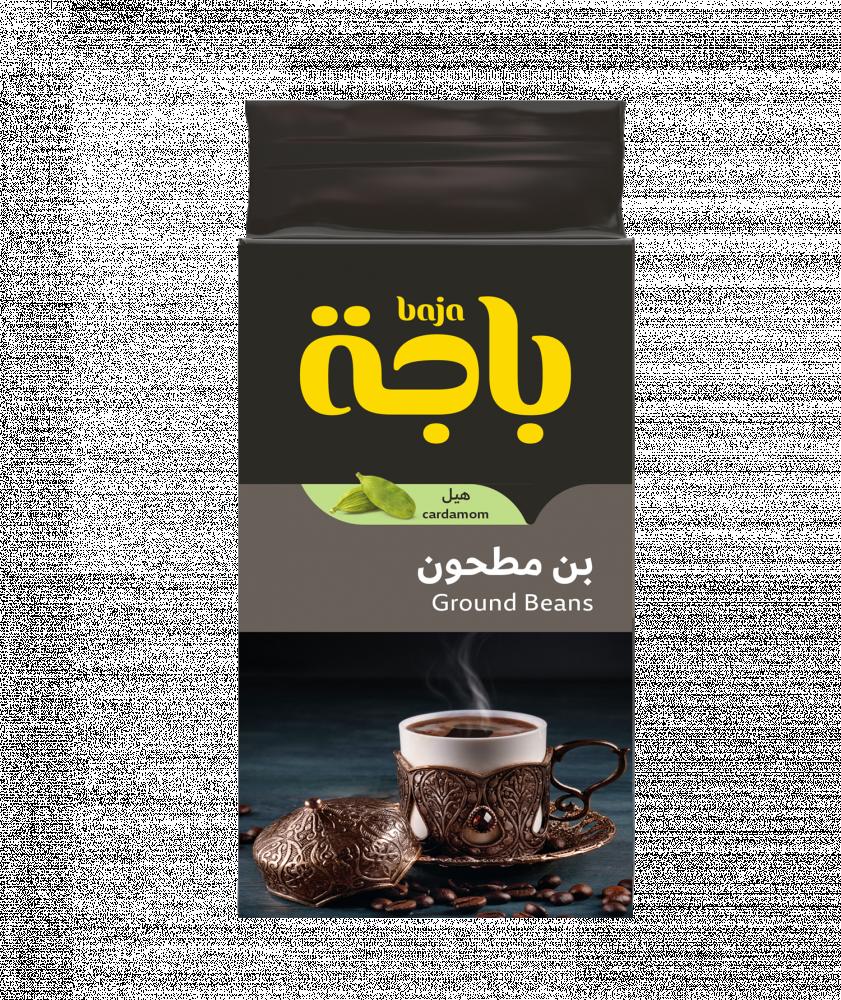 بياك باجة قهوة تركية بالهيل قهوة تركية