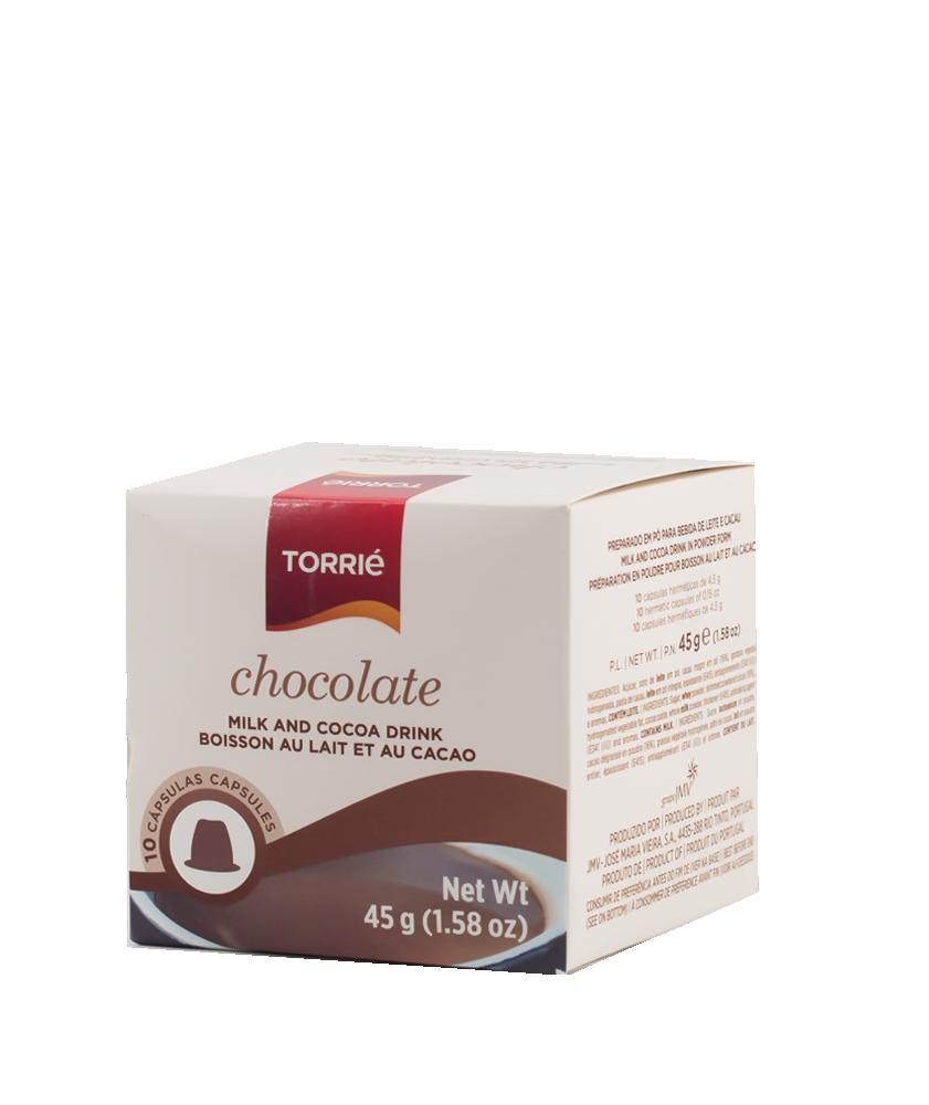 بياك توريه شوكولاتة كبسولات القهوة