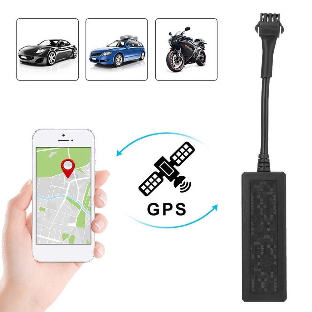 جهاز تتبع GPS السيارات والمركبات والدراجات النارية موديل CATUO
