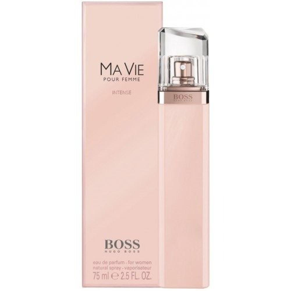 Boss Ma Vie Pour Femme Intense Eau de Parfum 75ml متجر خبير العطور