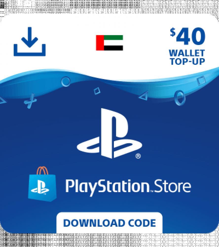 بطاقة بلايستيشن اماراتي