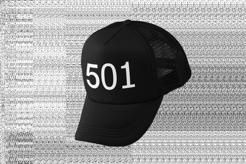 كاب طباعة برمز 501