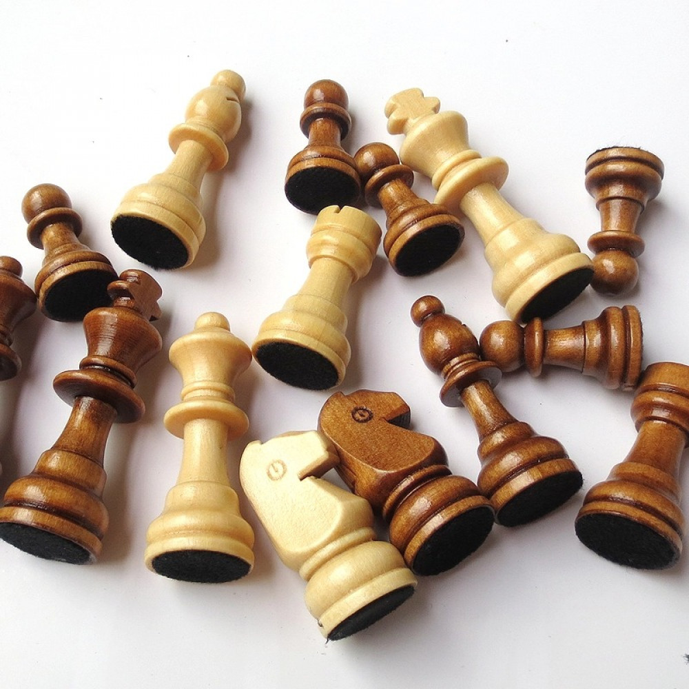 شطرنج خشب