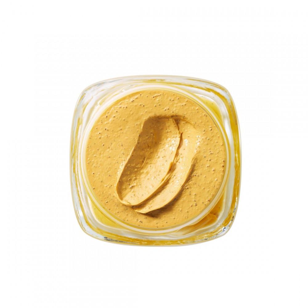 قناع الطين النقي بخلاصة الليمون لتوحيد وتفتيح البشره من لوريال